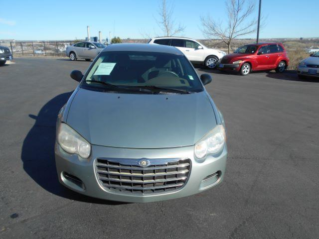 2006 Chrysler Sebring Base 4dr Sedan