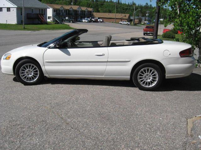2006 chrysler sebring convertible for sale in zephyrhills florida. Cars Review. Best American Auto & Cars Review