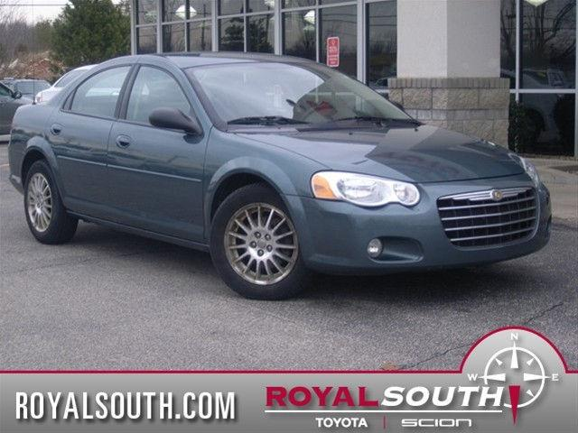 2006 chrysler sebring touring for sale in bloomington indiana classified. Black Bedroom Furniture Sets. Home Design Ideas