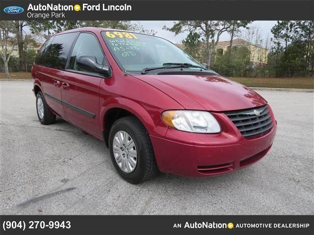 2006 chrysler town country swb for sale in jacksonville florida classified. Black Bedroom Furniture Sets. Home Design Ideas