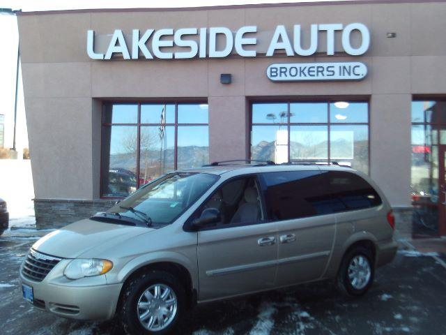 2006 chrysler town and country touring touring 4dr extended mini van for sale in colorado. Black Bedroom Furniture Sets. Home Design Ideas