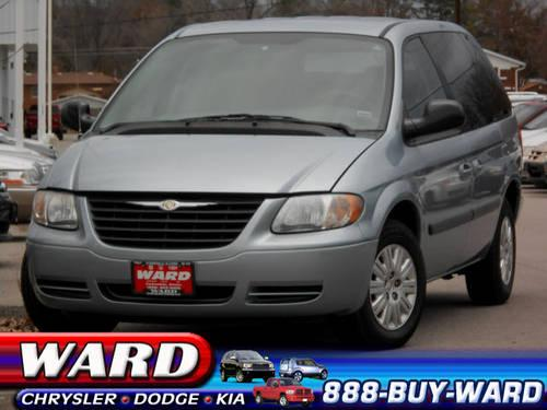 2006 chrysler town and country van for sale in boskydell illinois classified. Black Bedroom Furniture Sets. Home Design Ideas