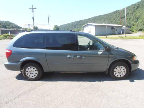2006 chrysler town and country for sale in oil city pennsylvania. Cars Review. Best American Auto & Cars Review