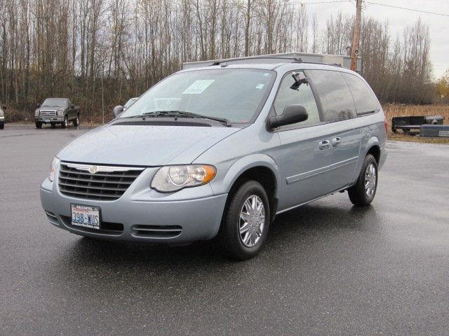 2006 chrysler town country lx for sale in anacortes washington classified. Black Bedroom Furniture Sets. Home Design Ideas