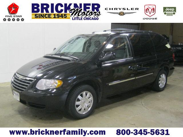 2006 Chrysler Town Amp Country Touring For Sale In Marathon