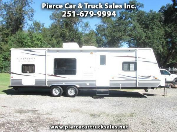 2006 Coachmen Catalina 281 BHS - Your Search Stops Here