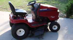 2006 craftsman DYT4000 ride mower (ocala)