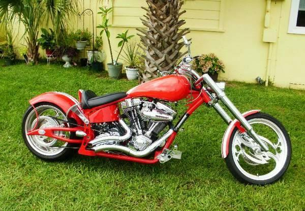 2006 Custom Built Whiskey Chopper in Willow Springs, NC