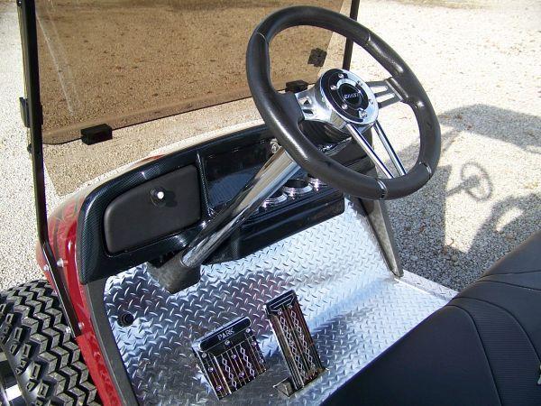 2006 CUSTOM EZ-GO TXT GOLF CART STREET LEGAL - for Sale in Bucyrus on custom golf carts street legal, golf car street legal, gem golf carts street legal, gas golf carts street legal,