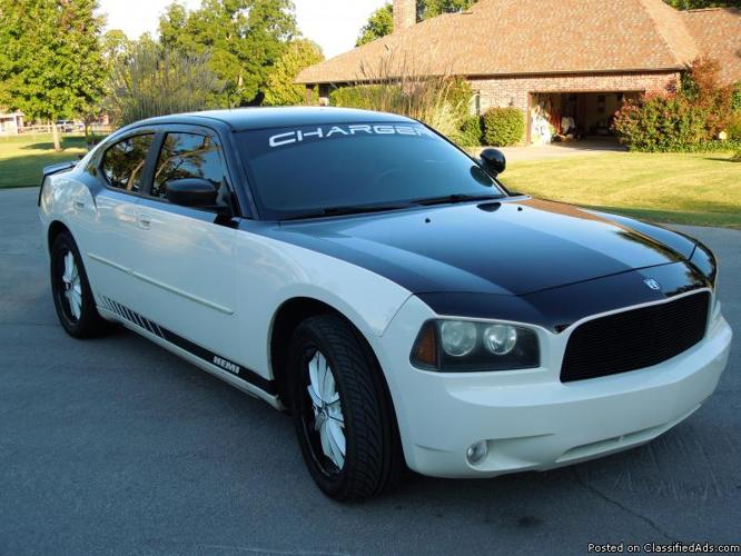 2006 dodge charger 5 7 hemi police owasso ok for sale in bartlesville oklahoma classified. Black Bedroom Furniture Sets. Home Design Ideas