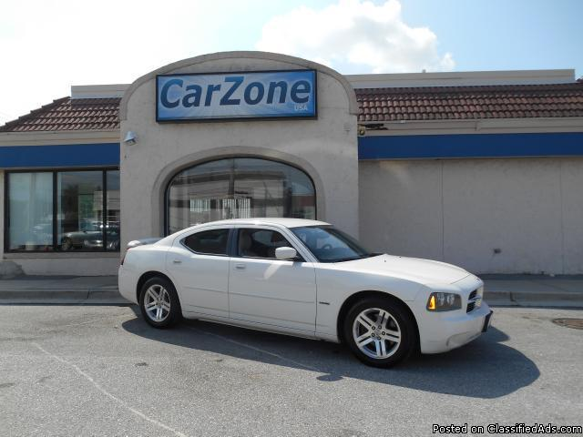 2006 Dodge Charger R T With Hemi Engine And Bluetooth For Sale In
