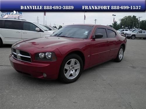 2006 Dodge Charger Sedan Base for Sale in Danville ...