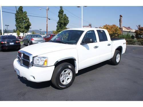 2006 Dodge Dakota Quad Cab 4x4 Slt For Sale In Newberg