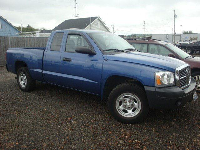 2006 Dodge Dakota ST for Sale in Aberdeen, Washington ...