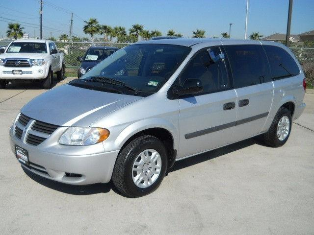 2006 dodge grand caravan se for sale in pasadena texas classified. Cars Review. Best American Auto & Cars Review