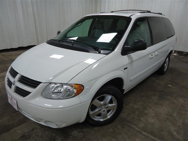 2006 Dodge Grand Caravan Sxt For Sale In Fairmont