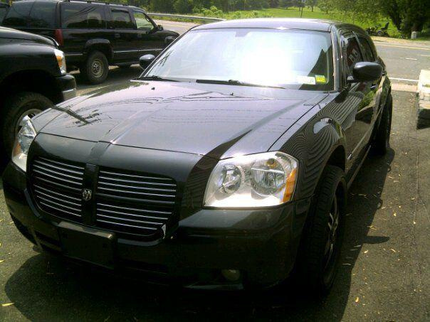 2006 Dodge Magnum Rt Awd Hemi Black For Sale In Greenfield