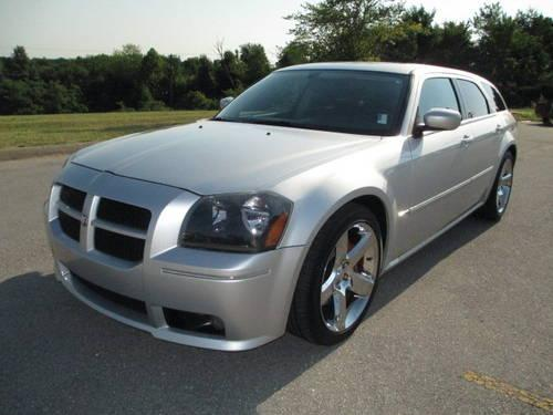 dodge magnum srt8 tons of service records 54k miles reduced for sale. Cars Review. Best American Auto & Cars Review
