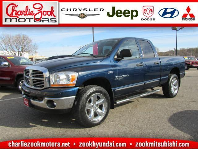 2006 dodge ram 1500 for sale in sioux city iowa classified. Black Bedroom Furniture Sets. Home Design Ideas