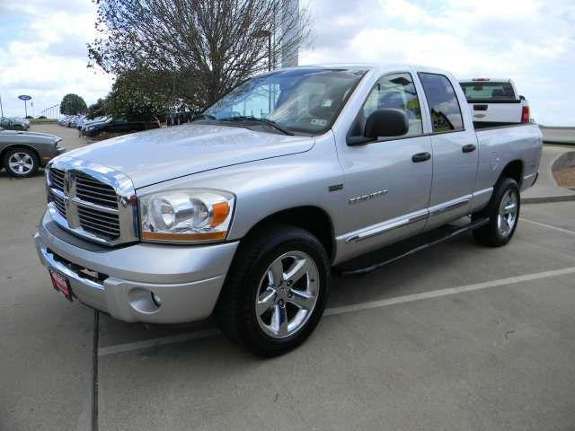 2006 dodge ram 1500 laramie for sale in brenham texas classified. Black Bedroom Furniture Sets. Home Design Ideas