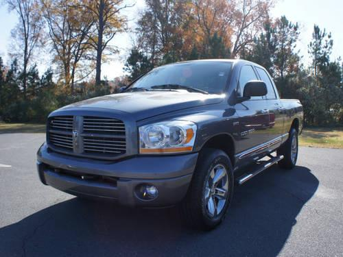2006 dodge ram 1500 quad cab 4x4 sport for sale in buffalo lake north carolina classified. Black Bedroom Furniture Sets. Home Design Ideas