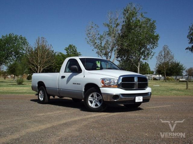 2006 dodge ram 1500 slt for sale in vernon texas classified. Black Bedroom Furniture Sets. Home Design Ideas