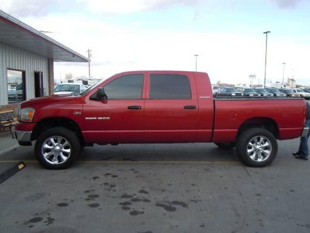 2006 dodge ram 1500 slt mega cab for sale in billings montana classified. Black Bedroom Furniture Sets. Home Design Ideas
