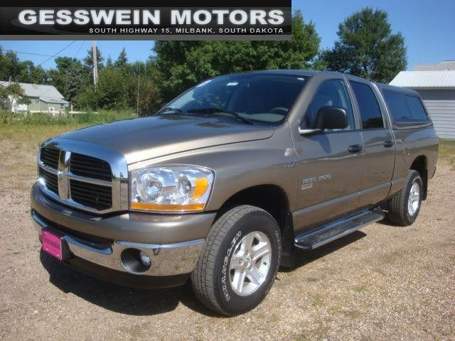 2006 dodge ram 1500 slt for sale in milbank south dakota classified. Black Bedroom Furniture Sets. Home Design Ideas