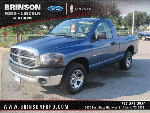 2006 dodge ram 1500 st for sale in athens texas classified. Black Bedroom Furniture Sets. Home Design Ideas
