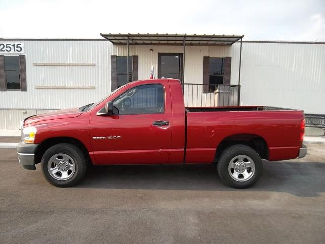 2006 dodge ram 1500 st for sale in houston texas classified. Black Bedroom Furniture Sets. Home Design Ideas