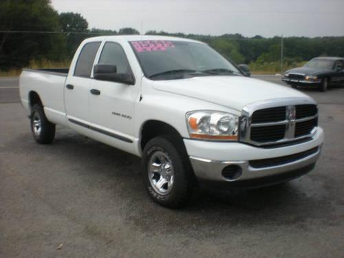 2006 Dodge Ram 1500 TRX4 Off Road Quad Cab 4WD for Sale in ...