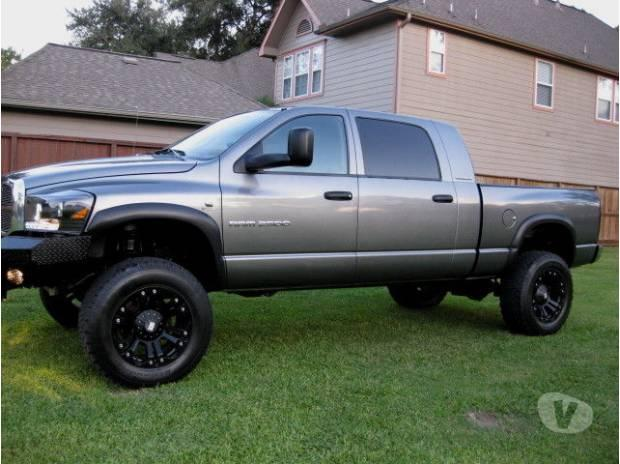 2006 dodge ram 2500 4x4 diesel mega cab sport lifted. Black Bedroom Furniture Sets. Home Design Ideas
