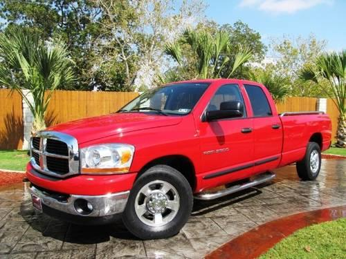 2006 dodge ram 2500 pickup truck slt for sale in killeen texas classified. Black Bedroom Furniture Sets. Home Design Ideas