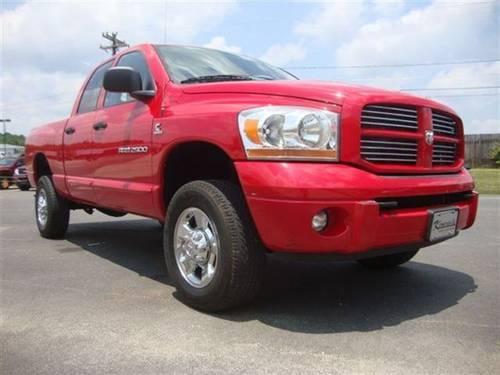 2006 dodge ram 2500 truck slt 4x4 truck for sale in guthrie north carolina classified. Black Bedroom Furniture Sets. Home Design Ideas