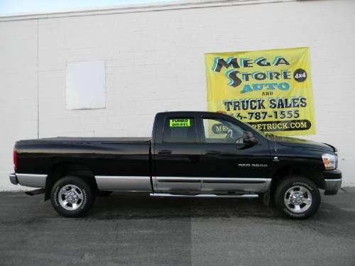 2006 dodge ram 3500 pickup truck slt quad cab long bed 4wd for sale in plaistow new hampshire. Black Bedroom Furniture Sets. Home Design Ideas