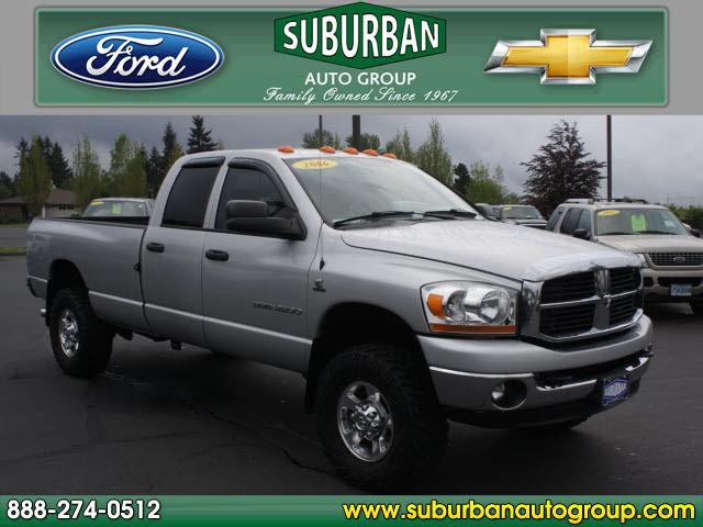 2006 Dodge Ram 3500 Slt For Sale In Sandy Oregon