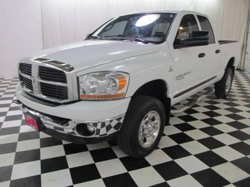 2006 dodge ram 3500 truck 4x4 slt big horn quad cab for for Dave smith motors locations