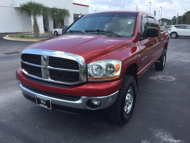 2006 dodge ram pickup 1500 slt slt 4dr mega cab 4wd sb for sale in panama city florida. Black Bedroom Furniture Sets. Home Design Ideas
