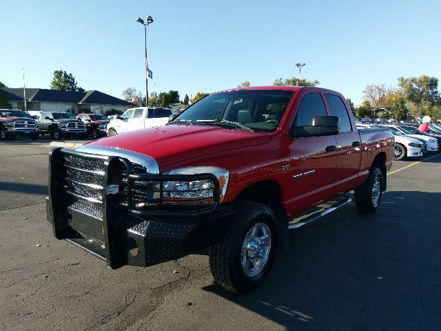 2006 dodge ram pickup 2500 st st 4dr quad cab 4wd sb for sale in billings montana classified. Black Bedroom Furniture Sets. Home Design Ideas