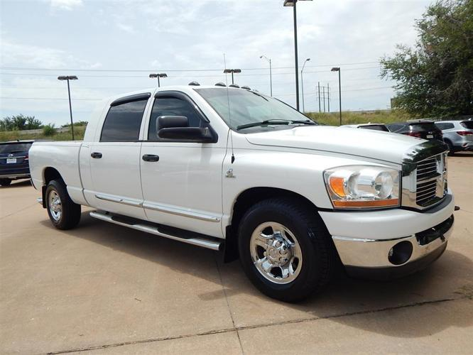 2006 dodge ram pickup 3500 laramie laramie 4dr mega cab sb for sale in oklahoma city oklahoma. Black Bedroom Furniture Sets. Home Design Ideas
