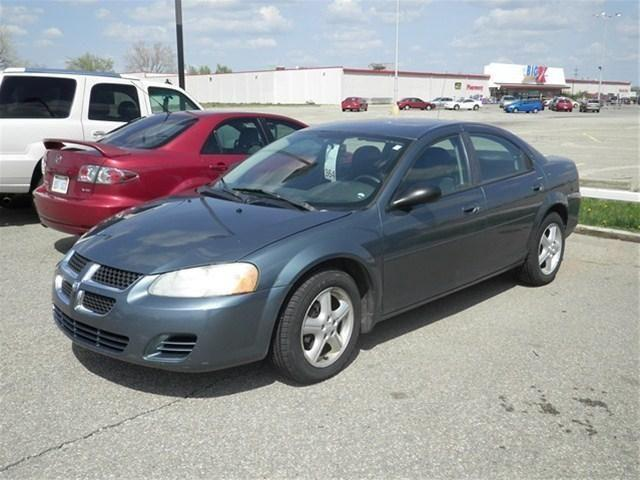 2006 dodge stratus sedan sxt for sale in hutchinson. Black Bedroom Furniture Sets. Home Design Ideas