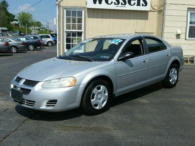 2006 dodge stratus sedan sxt for sale in bermudian. Black Bedroom Furniture Sets. Home Design Ideas