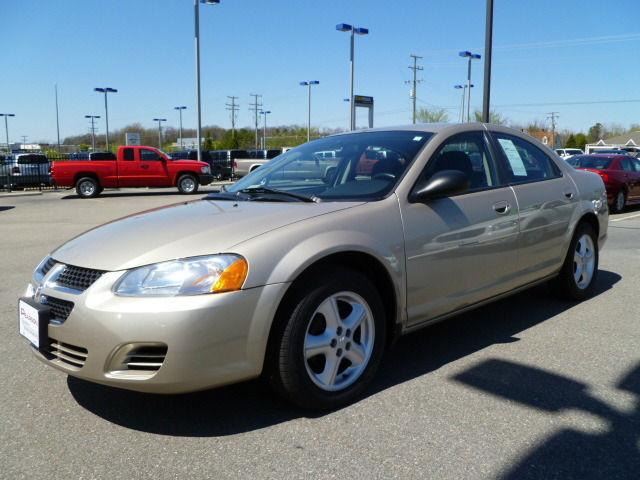2006 dodge stratus sxt for sale in midlothian virginia. Black Bedroom Furniture Sets. Home Design Ideas