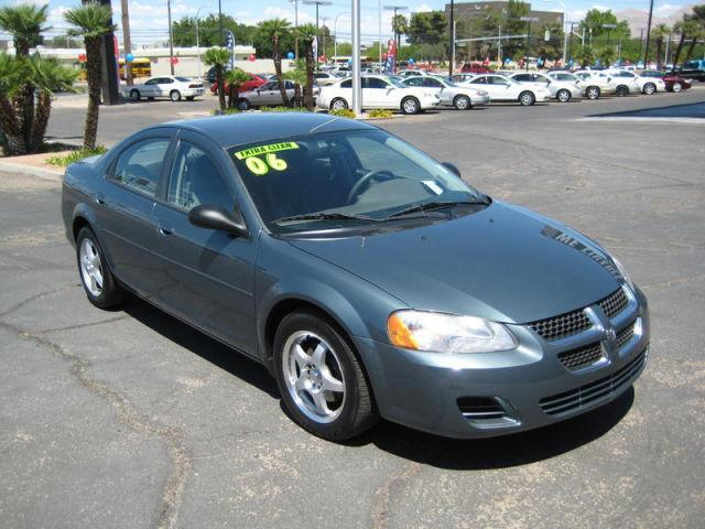 2006 dodge stratus sxt for sale in las vegas nevada. Black Bedroom Furniture Sets. Home Design Ideas