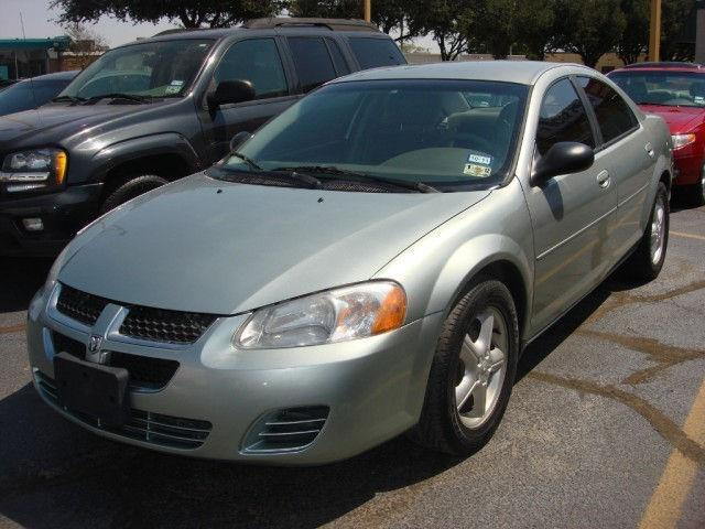 2006 dodge stratus sxt for sale in arlington texas. Black Bedroom Furniture Sets. Home Design Ideas
