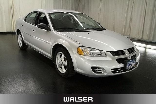 2006 dodge stratus sxt for sale in hopkins minnesota. Black Bedroom Furniture Sets. Home Design Ideas