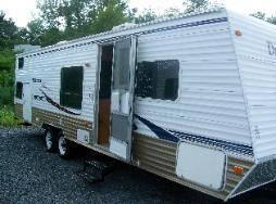 2006 Dutchmen by Thor model 29QGS