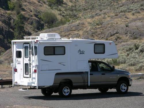 2006 eagle cap 1050 truck camper for sale in boise idaho classified. Black Bedroom Furniture Sets. Home Design Ideas
