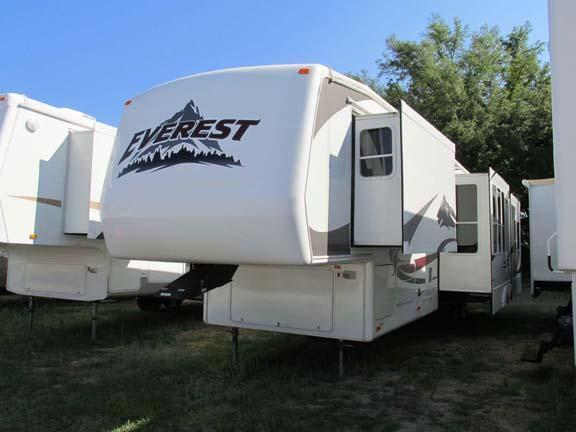 2006 Everest 5th Wheel
