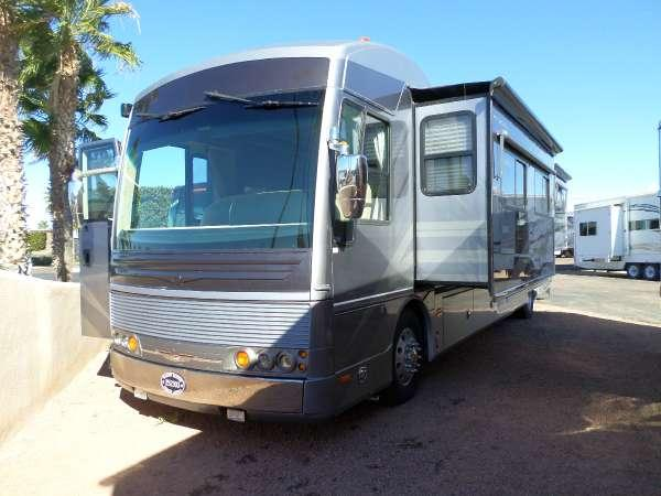 2006 Fleetwood American Eagle 40j For Sale In Mesa